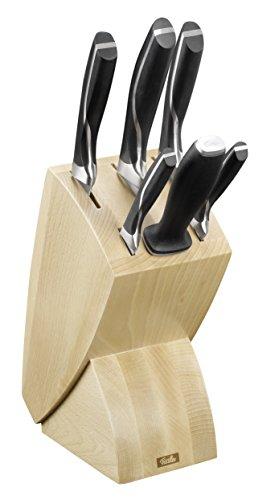 Fissler perfection Messerblock bestückt / 7 teiliges Set mit 6 Messern und 1 Holzblock / Messer korrosionsbeständig / 088-026-06-001/0 für 272,69€ (Preisfehler bei Amazon??)