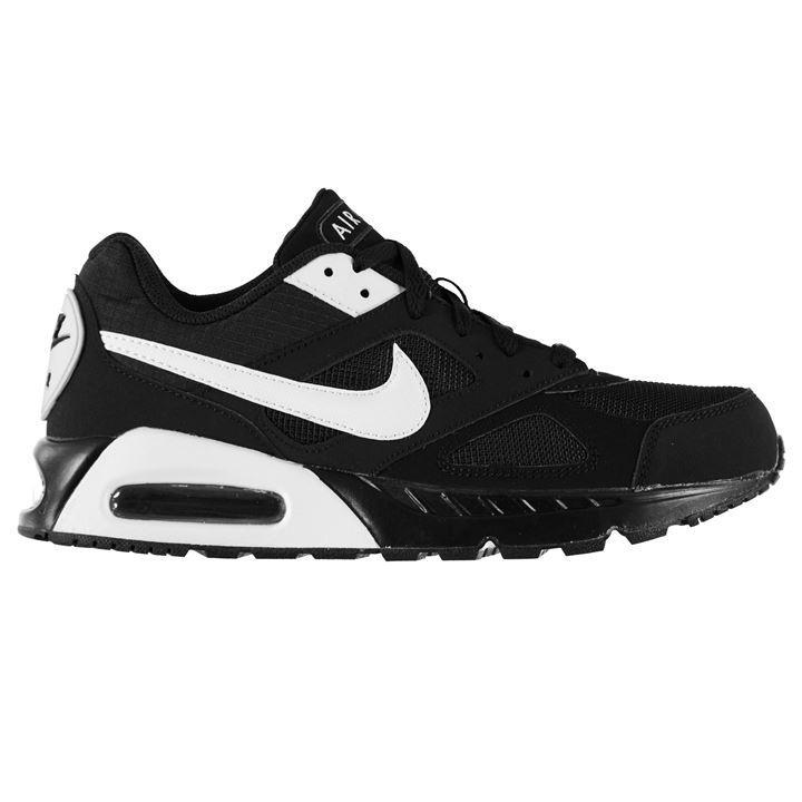 Nike Air Max Ivo Mens Trainers black  @ SD