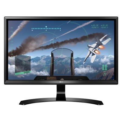 LG 24UD58-B - 60 cm (24 Zoll), LED, 4K UHD, IPS-Panel, AMD FreeSync, 2x HDMI für 279€ @NBB.de