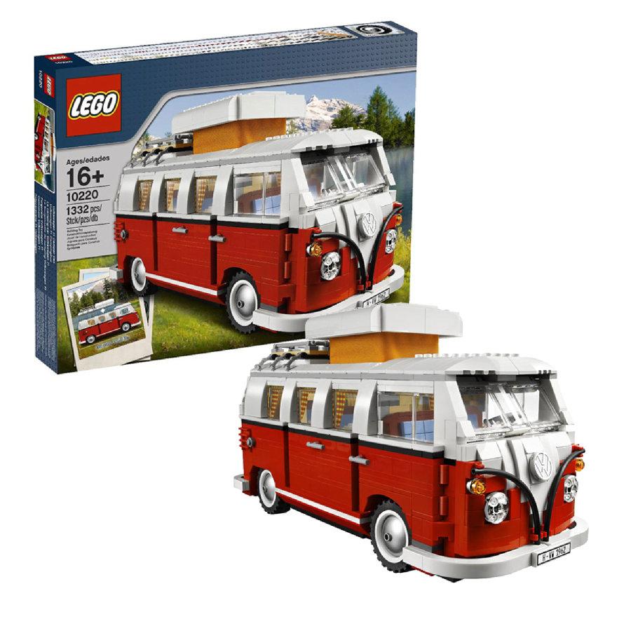 [babymarkt] Lego Volkswagen T1 Campingbus 10220 (nur heute)