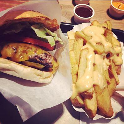 [Lokal] Frei-Burger für alle Offenbacher: Flechters better Burger