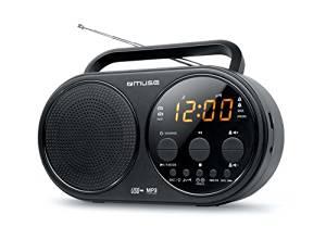 Amazon WHD - Muse M-088 R Tragbares Radio mit USB