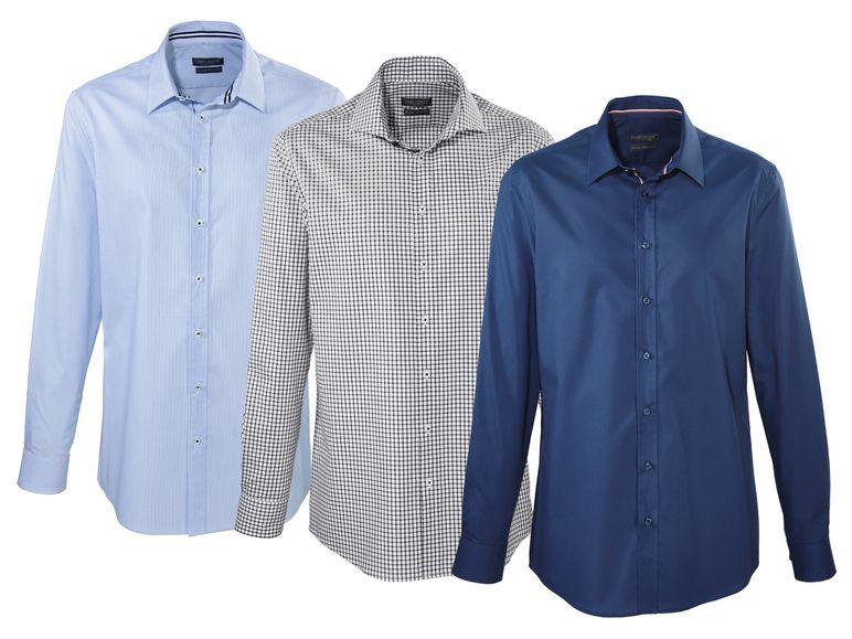 Hemden bei Lidl für 12,99 (online schon jetzt, offline ab 9.3.?)