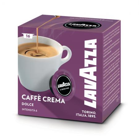 Lavazza A Modo Mio Cafe Crema 4 x 16 Kapseln bei Redcoon