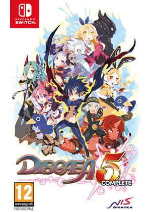 Disgaea 5: Complete (Nintendo Switch) für 48.04€ (Base.com)