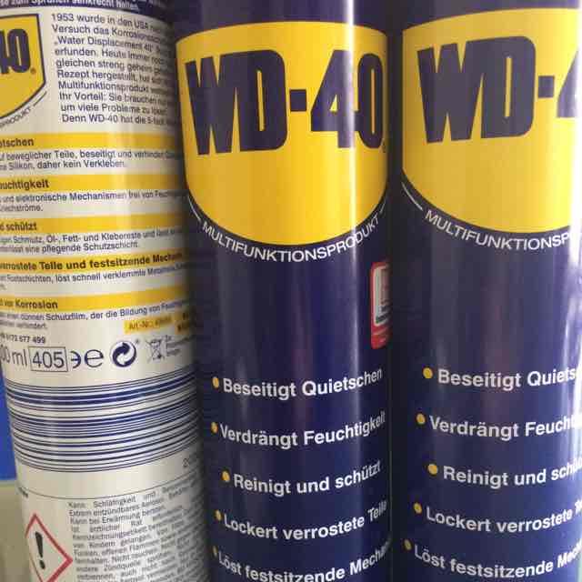 WD-40 300 ml bei Aldi Süd