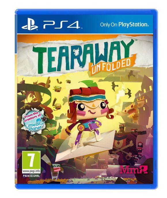 Tearaway Unfolded (PS4) für 9,50€ inkl. VSK (Coolshop)