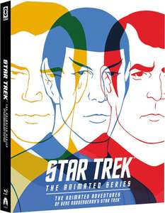 Star Trek: The Animated Series (Blu-ray) für 19,61€ bei Zavvi