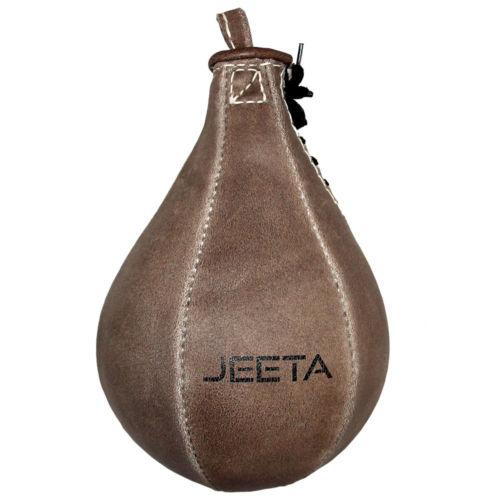 JEETA Boxbirne/Speedball aus Echtleder für 17,47€ (FitWorld24)