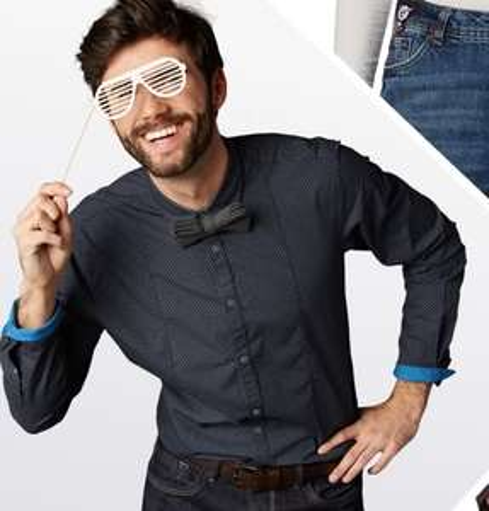 Hosenmontag bei Tom Tailor mit 25% Rabatt auf Hosen & Jeans - nur heute!