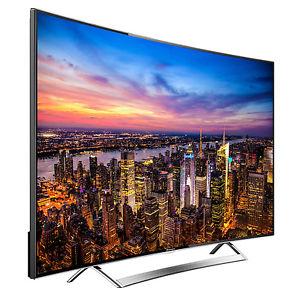 """Hisense LTDN65K720 65"""" Curved LED-TV mit UHD und Triple Tuner (auch DVB-T2) für 1111€ @ eBay"""