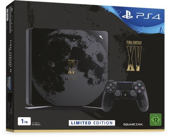 PlayStation 4 Slim 1TB Final Fantasy XV Limited Edition für 299,99€ (GameStop)