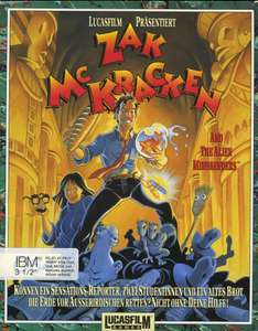 Zak McKracken and the Alien Mindbenders für 1,39€ [GOG]