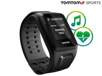 [ibood] TomTom Runner 2 Cardio + Music