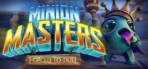 [STEAM] Minion Masters Cemetery Power Pack (InGame Code) @Alienware Arena
