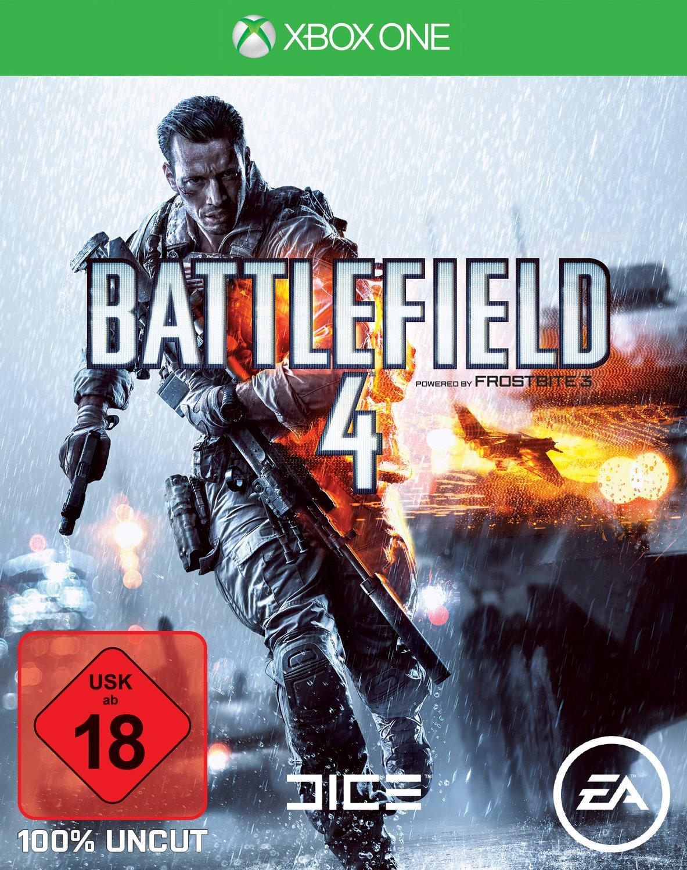 Battlefield 4 & Hardline (Xbox One) für je 5€ sowie Battlefield 1 + Titanfall 2 für 49,50€ [Xbox Store]