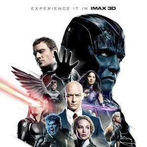 Wuaki-Day: X-Men: Apocalypse (2016) für 0,99€ in HD