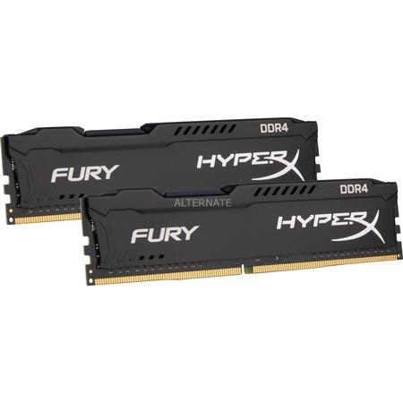 [ZackZack] Arbeitsspeicher Kingston HyperX Fury DIMM Kit 16GB DDR4-2133