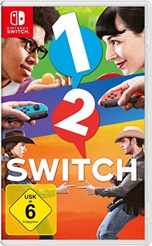 1-2 Switch (Nintendo Switch) für 34,99 Euro @amazon.de