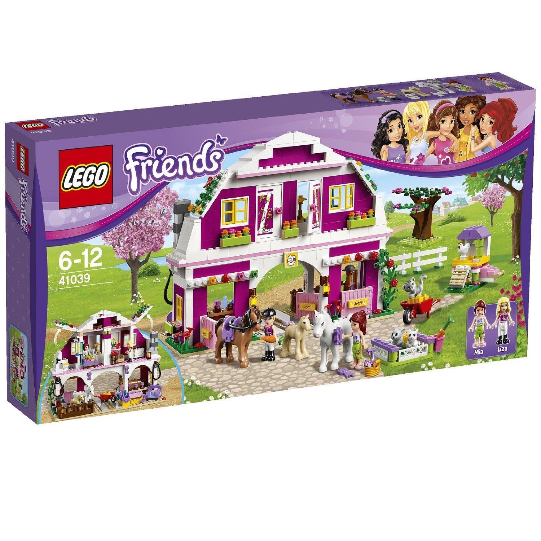 Lego Friends: Großer Bauernhof (41039)