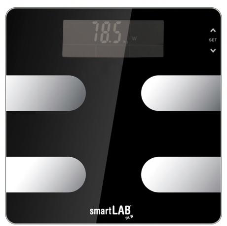 smartLAB fit W Körperanalysewaage mit Bluetooth Smart und ANT+