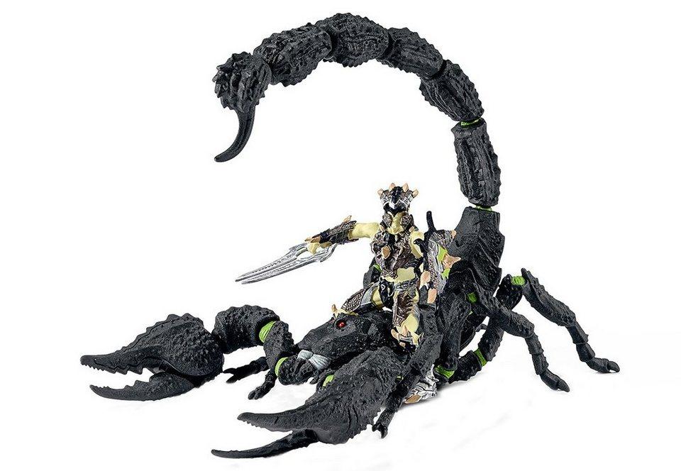 Schleich® Spielfiguren (70124), »Eldrador, Skorpionreiter« bei OTTO