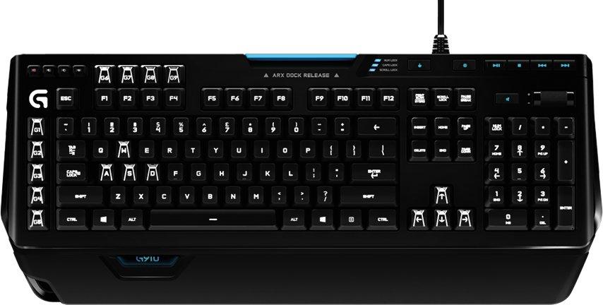 [Mediamarkt GDD] LOGITECH G910 Orion Spectrum Mechanische Gaming-Tastatur für 88,-€ Versandkostenfrei