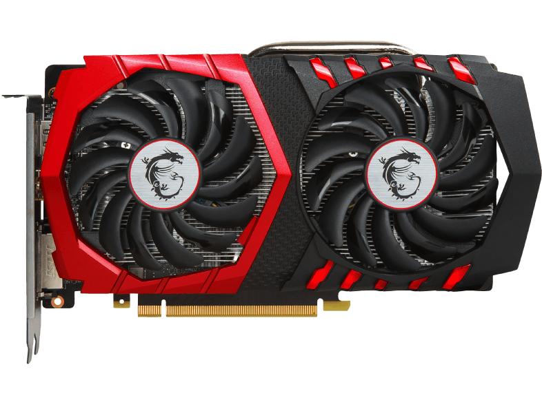 MSI GeForce GTX 1050Ti Gaming X 4GB (V335-001R)