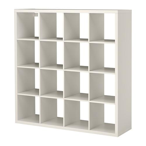 [Lokal] [IKEA Kamen] Regal KALLAX 4x4 weiß 59€ + Fach DRÖNA weiß 2,99€