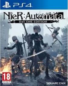 [Rakuten] NieR:Automata Day One Edition (PS4) preiswert vorbestellen mit Newsletter Gutschein (Preis inkl. Versand) + 1375 Superpunkte