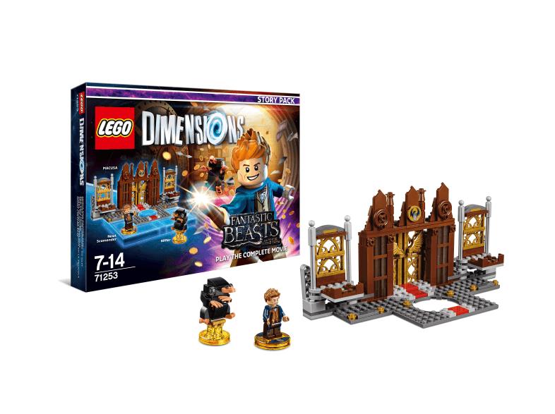 (Media Markt) Lego Dimensions Story und Team Packs zu Tiefstpreise z.B. 71253 für 31,98€