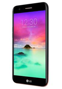 LG K10 (2017) Smartphone, 13,4 cm (5,3 Zoll) Display, LTE (4G), Android, 13,0 Megapixel, NFC, Fingerprint inkl. Vsk für 170,55 € > [amazon.it]