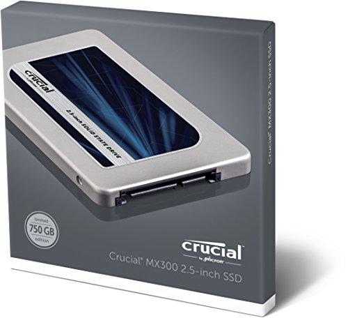 Crucial mx300 750gb ssd