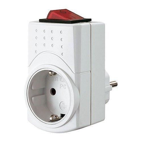 Zwischenstecker mit Schalter - Rev Ritter 0512085777 - Amazon Plus Produkt