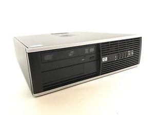 HP Compaq 8200 Elite SFF Desktop-PC (i5-2400, 4GB RAM, 250GB HDD, Gb LAN, Win 7 Pro) für 135€ [gebraucht] [Ebay]
