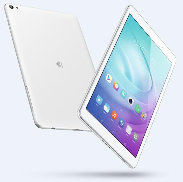 """Huawei MediaPad T2 10.0 Pro weiß - Octa-Core, 2GB RAM, 10,1"""" 1920x1080, GPS für 179€ bei Comtech"""