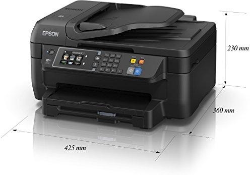 Epson WorkForce WF-2760DWF - Duplex - Dokumentenecht - 4in1 Druck,Scan,Copy,Fax