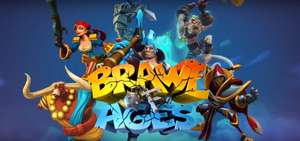 [Steam] Brawl of Ages Closed Beta (via Alienware)