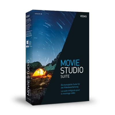 VEGAS Movie Studio 14 Platinum für EUR 49,99 statt EUR 79,99