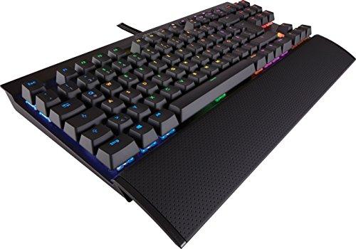 [Amazon] Corsair Gaming K65 LUX RGB Cherry MX Red Performance Mechanische Gaming Tastatur Bestpreis