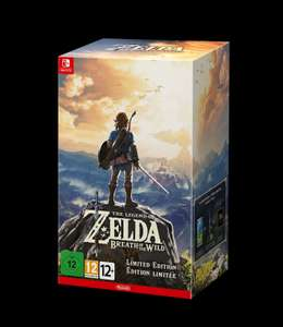 [Verfügbarkeitsdeal] Zelda Breath of the Wild Limited Edition @ REAL.de