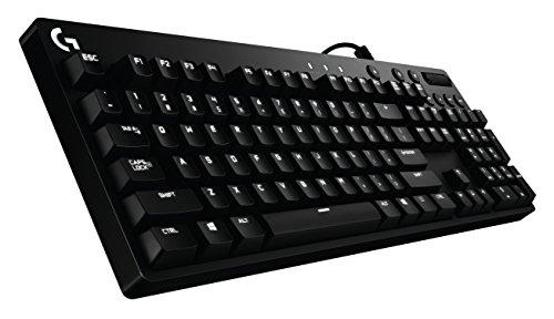 Logitech G610 Orion für 51,02€bei Amazon Frankreich - mechanische Gaming-Tastatur