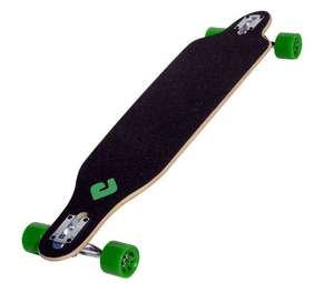 Atom Drop Trough Longboard (41'', 105 cm) ABEC9 in grün @DC [+3% shoop]
