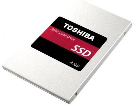 Toshiba SSD A100 120GB für 42€ (Rakuten)