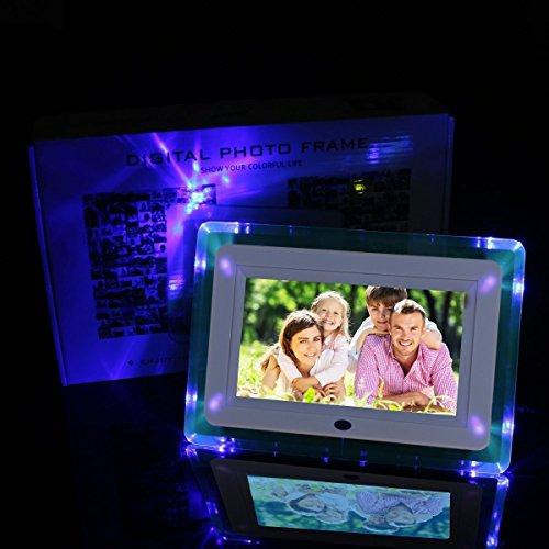 (AMAZON) INSMA 7 ''LCD Fernbedienung Digitaler Bilderrahmen 16.86 Rabatt