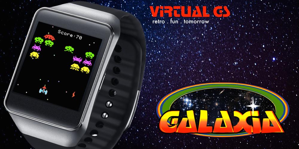 [Google Play] Galaxia für Android Wear kostenlos