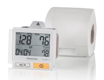 [Amazon] Panasonic Blutdruckmessgerät fürs Handgelenk für 24€ statt 33€