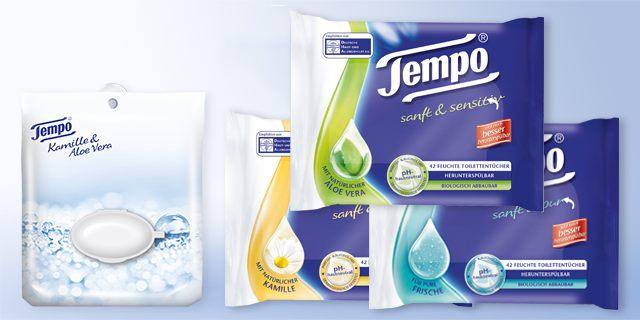 Über Coupies gibt es 1€ zurück in Verbindung mit der [GZG] Tempo Feuchtes Toilettenpapier gratis testen ergibt sich ein Gewinn von 1€