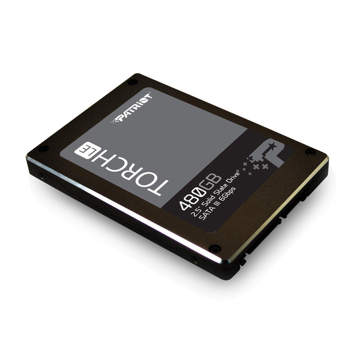 Patriot Memory Torch SSD mit 480GB für 95,52€ [Amazon.fr MP]
