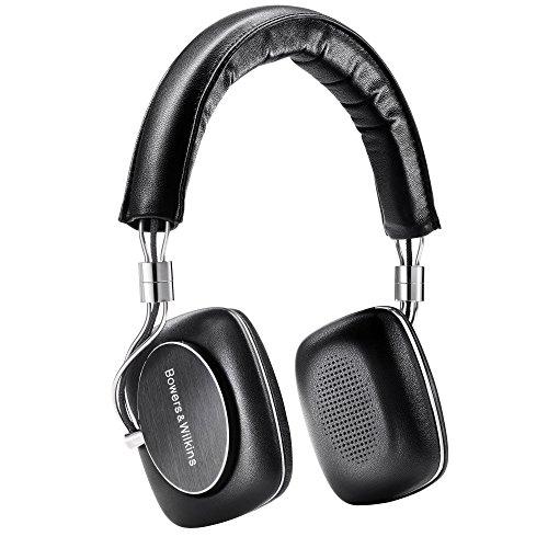 Bowers & Wilkins (B&W) P5 Serie 2 Kopfhörer inkl. MFI-Anschlusskabel für Apple iPod/iPhone schwarz - exklusiv für Prime-Mitglieder [Amazon.de]